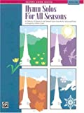 Hymn Solos for All Seasons (073901367X) by Cutter