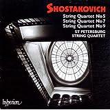String Quartets 5 7 & 9