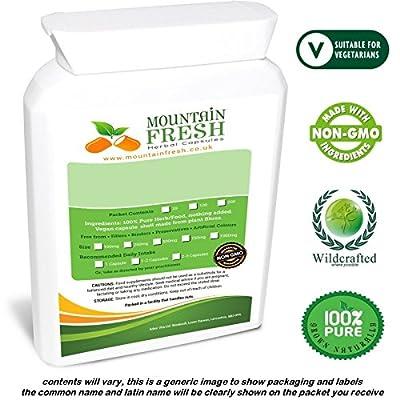 Organic Saw Palmetto Berry Serenoa Repens Pure Herb Capsules
