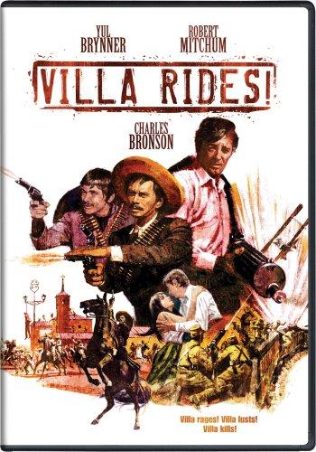 Villa Rides [DVD] [1968] [Region 1] [US Import] [NTSC]