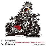 CALTA-ステッカー-Ducati Monster 1200_killroy (2.Mサイズ)
