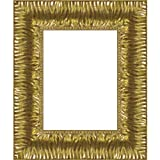 Frame model Camelia Gold Made in Italy - Frame 13x18 (ext. size 26,2x31,2)
