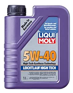 liqui moly 3863 5w 40 leichtlauf high tech. Black Bedroom Furniture Sets. Home Design Ideas