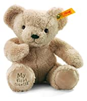 Steiff My First Steiff Tedd Bear, Beige by Steiff