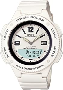 Casio Women's LCF30-7B Tough Solar Ana-Digi Sport Watch