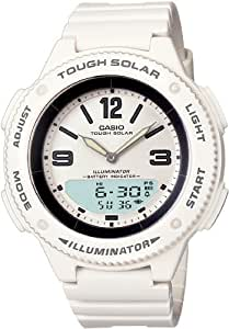 Casio Women's LCF30-7B Tough Solar Ana-Digi Sport Watch
