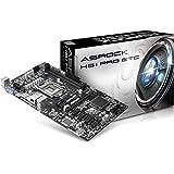 Asrock H61 Pro BTC Motherboard (DIMM, DDR3-SDRAM, Dual, Intel, PC, UEFI AMI LGA 1155)