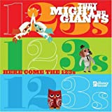Here Come The 123s by They Might Be Giants CD+DVD edition (2008) Audio CD