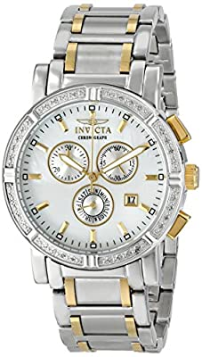 Invicta Men's 4742 II Collection Limited Edition Diamond Two-Tone Watch