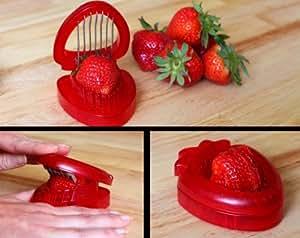 Joie Simply Slice Strawberry Slicer