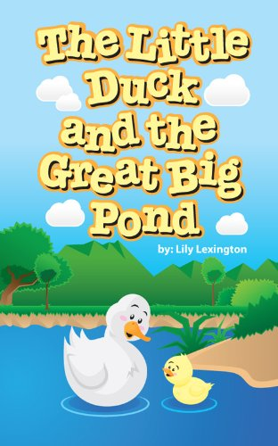 <strong>Two YA FREE Kindle Titles! Lily Lexington's <em>THE LITTLE DUCK AND THE GREAT BIG POND</em> and PV Lundqvist's <em>NOT JUST FOR BREAKFAST ANYMORE</em> - FREE Today!</strong>