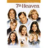 7th Heaven: Complete Fifth Season [DVD] [Region 1] [US Import] [NTSC]by Stephen Collins