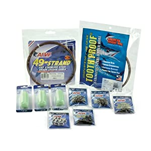 American Fishing Wire Shark Heavy Kit by American Fishing Wire