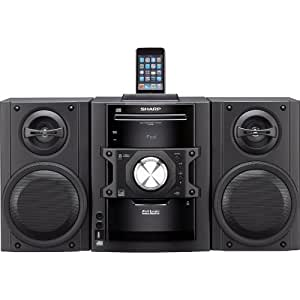 Sharp CD-DH790N Mini Stereo Audio System