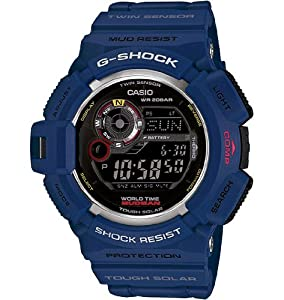 Casio G-shock Tough Solar MUDMAN, G9300NV-2