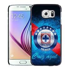 buy Custom Cdsc Cruz Azul Samsung Galaxy S6 Black Case Cover