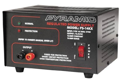 Pyramid PS14KX 14 Amp Power Supply