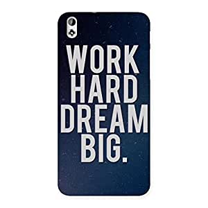 Hard Dream Back Case Cover for HTC Desire 816s