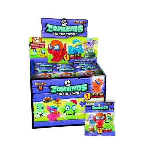 Zomlings - Nella Città S4 Zomlings - Box con 50 buste