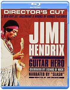 Jimi Hendrix: The Guitar Hero [Blu-ray] [2013] [Region Free]
