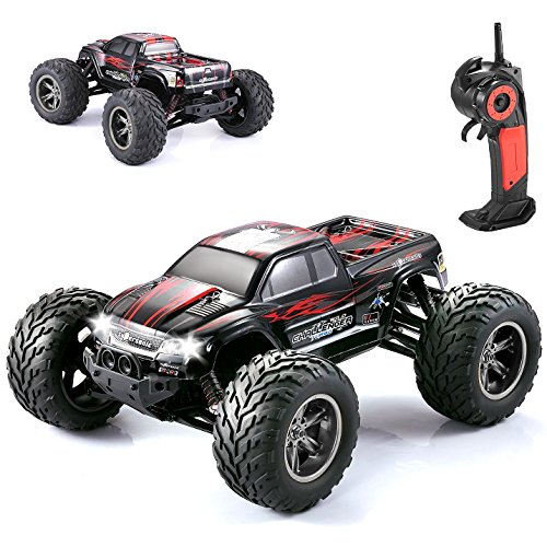GP - NextX S911 1/12 2WD 40km/h High Speed Remote Control Off Road Cars Classic Toys Hobby Red (Rc Gas Powered Trucks compare prices)