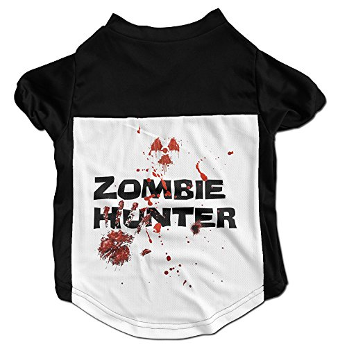 Zombie Fantastic Dog Clothes Sweaters Shirt Hoodie For Puppy (Splatter Targets Cheap compare prices)