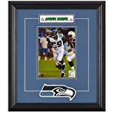 Mounted Memories Seattle Seahawks Aaron Curry Framed Photo and Plate at Amazon.com