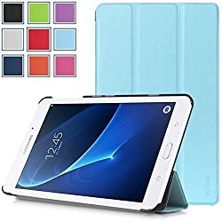 Galaxy Tab A 7.0 Case - HOTCOOL Ultra Slim Lightweight Stand Cover Case For 2016 Edition Samsung Galaxy Tab A 7.0 Tablet, Blue