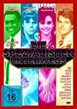 Die Spezialisten unterwegs - Die komplette Serie (5 DVDs)