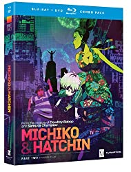 Michiko & Hatchin: Complete Series, Part 2 [Blu-ray]