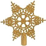 WeRChristmas 20 cm Glitter Decorative...