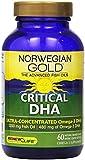 Renew Life, Critical DHA, 1200mg, 60-Count