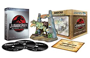 Jurassic Park Ultimate Trilogy Gift Set (Blu-ray + Digital Copy)