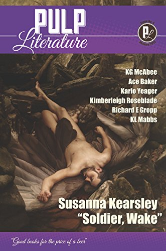 Susanna Kearsley - Pulp Literature Autumn 2014: Issue 4