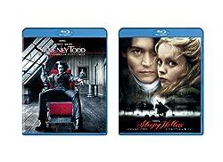 Sweeney Todd / Sleepy Hollow (Two-Pack) [Blu-ray]