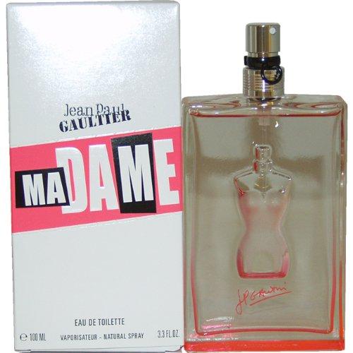 Madame by Jean Paul Gaultier 100ml 3.3oz EDT Spray