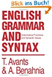 English Grammar and Syntax: Grammatic...