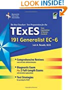 Texas TExES Generalist EC-6 (191) (TExES Teacher Certification Test Prep)