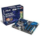 "Asus P6T6 WS Revolution Mainboard Sockel LGA1366 ATX X58 Triple Channel DDR3 Speichervon ""ASUS Computer"""
