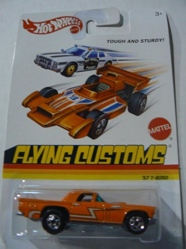 Hot Wheels 2013 Flying Customs '57 T-Bird
