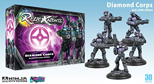 Diamond Corps Board Game