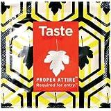 Proper Attire Taste Condoms 12 Pack