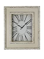 Premier Housewares Reloj De Pared Distressed