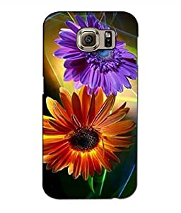 Crazymonk Premium Digital Printed 3D Back Cover For Samsung Galaxy S6 Edge Plus