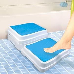 Amazon Com Bath Safety Step Health Amp Personal Care