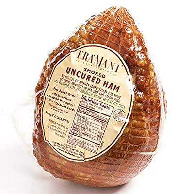 Smoked Uncured Ham by Fra'Mani (3 pound)