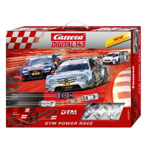 Carrera 20040021 - Digital 143 Power Race, Modellauto