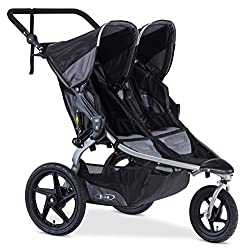 BOB 2016 Revolution FLEX Duallie Stroller Black