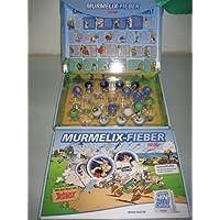 Real Sammel Koffer Asterix mit allen 24 Murmeln