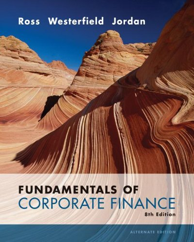 Fundamentals of Corporate Finance Alternate Edition (Hardcover)